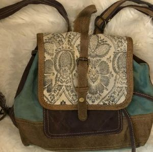 Myra backpack purse